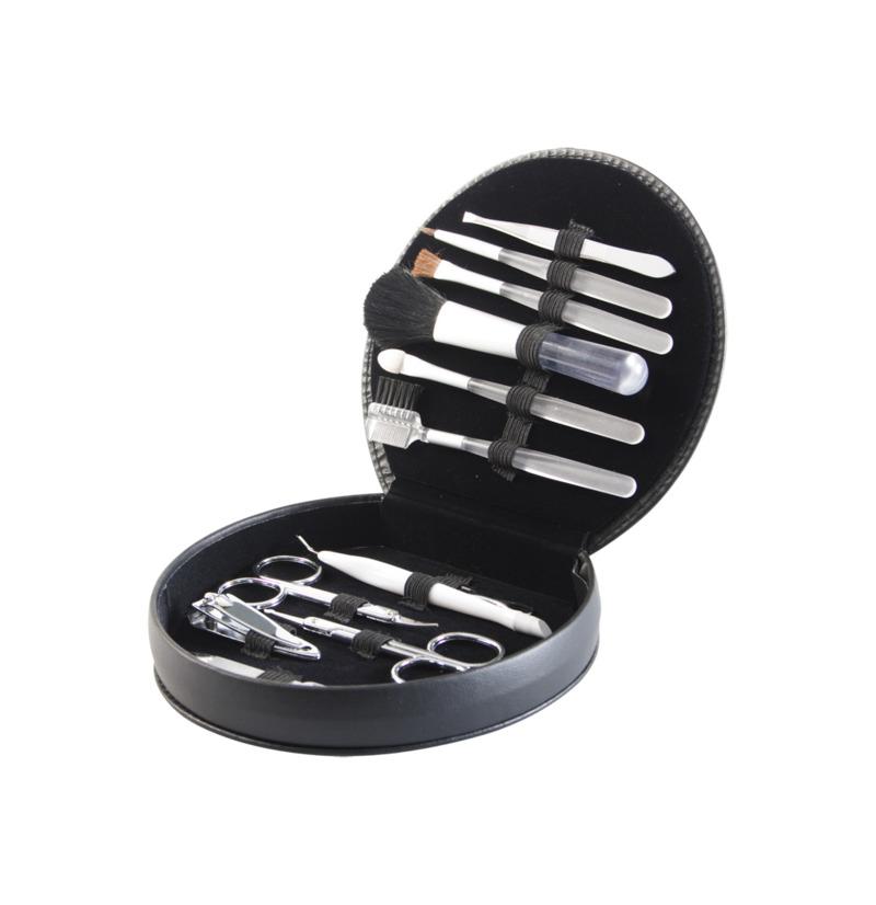 Amelie round manicure set