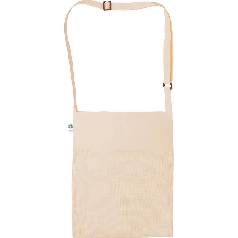 ORGANIC COTTON SHOULDER BAG