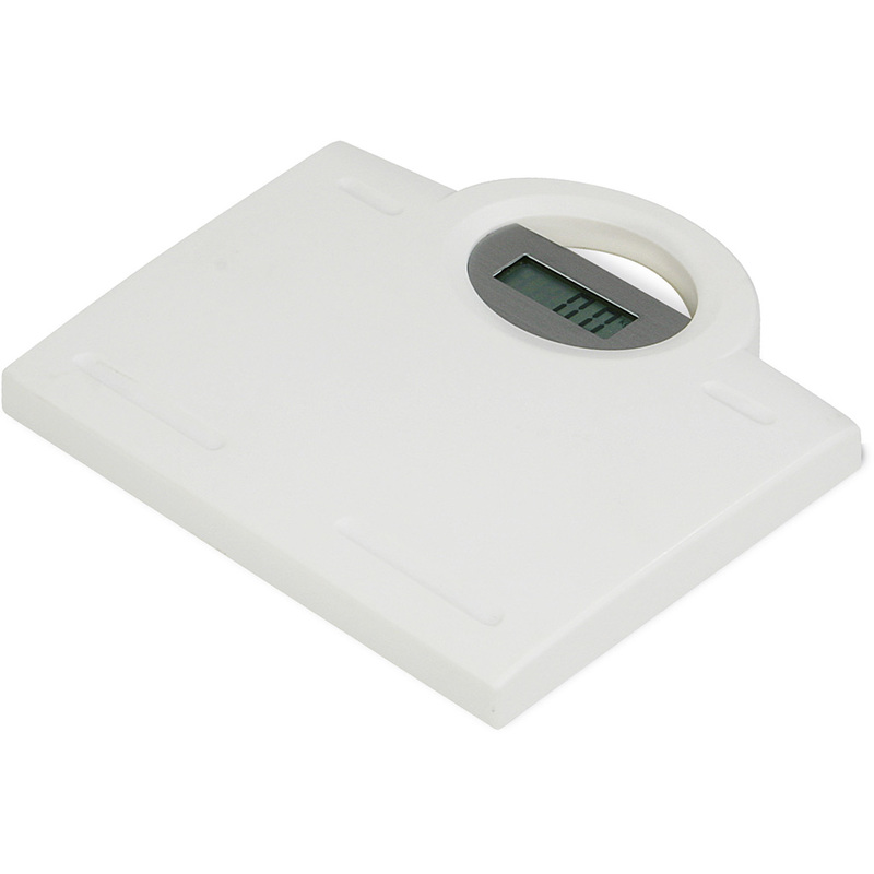 PLASTIC BATHROOM SCALES