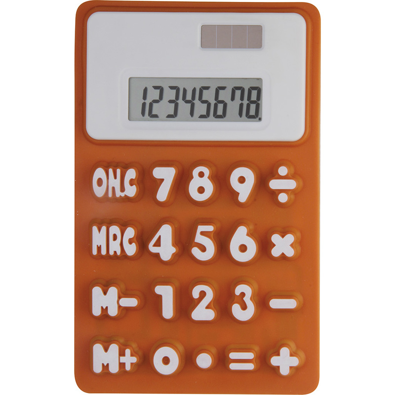 8 DIGITS CALCULATOR