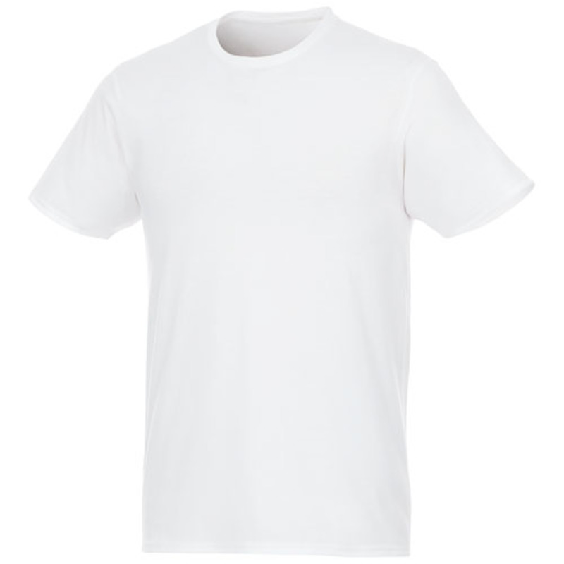 Jade short sleeve men's recycled T-shirt