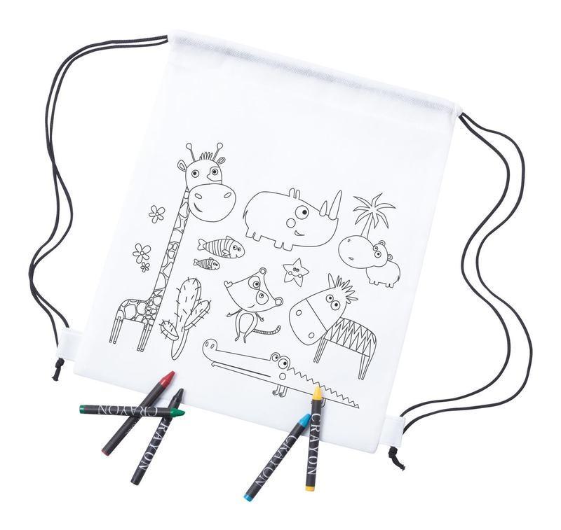 Wizzy drawstring bag