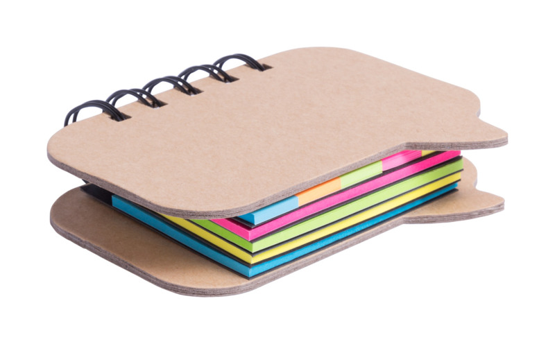 Lazza adhesive notepad