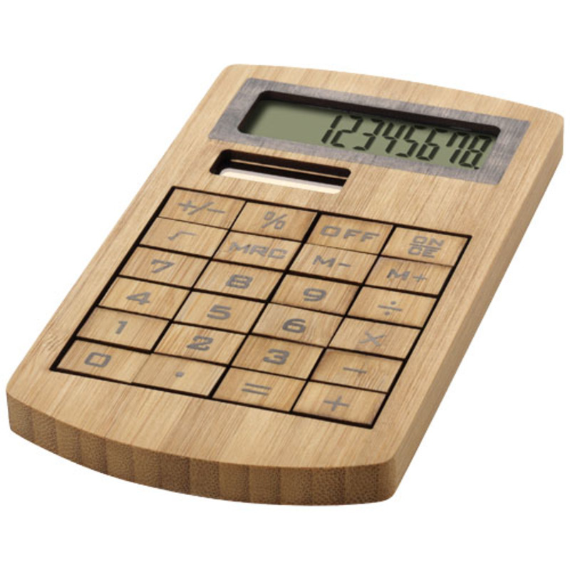 Eugene wooden calculator