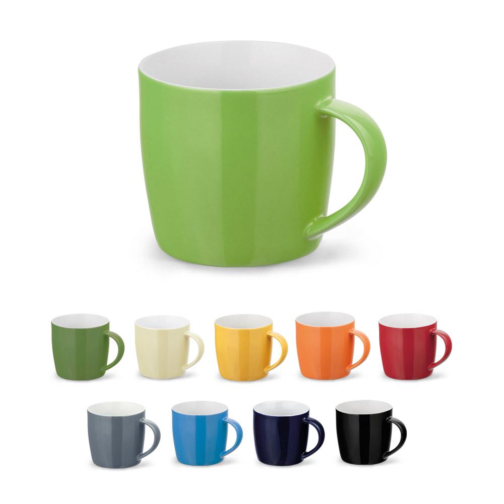 COMANDER. Ceramic mug 370 ml