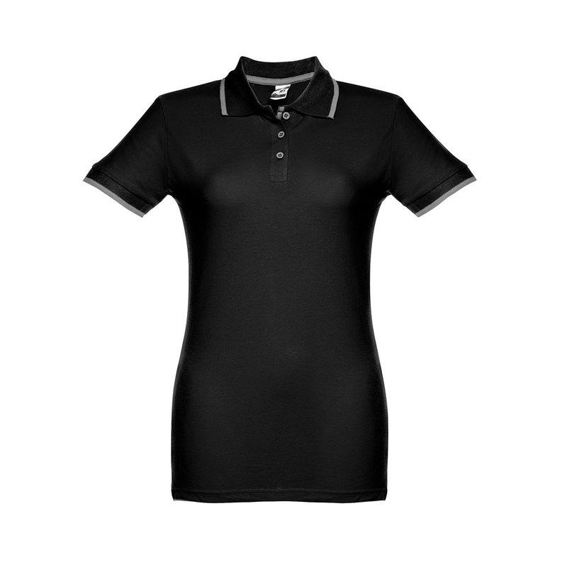 ROME WOMEN. Women's slim fit polo shirt