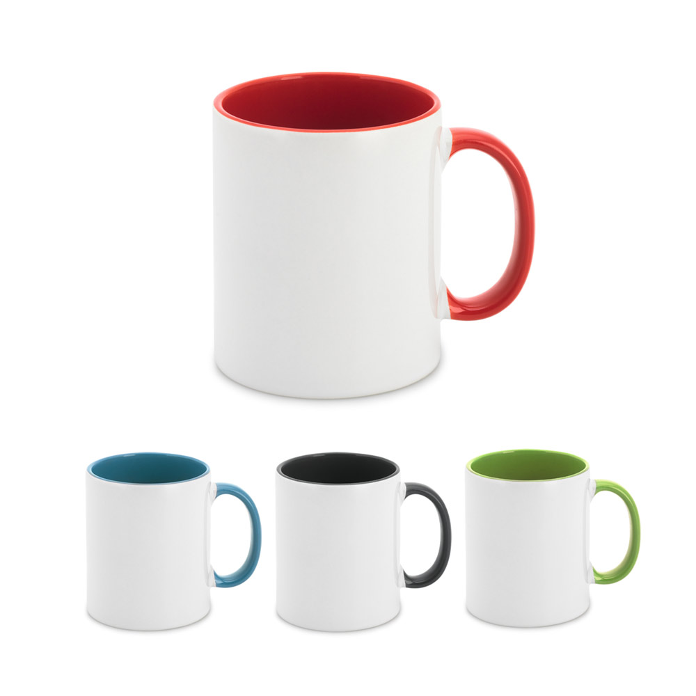 MOCHA. Ceramic mug 350 ml