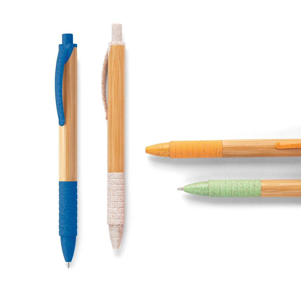 KUMA. Bamboo ball pen
