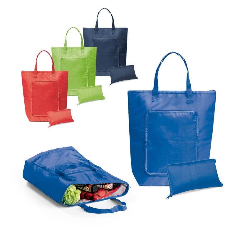 MAYFAIR. Foldable cooler bag