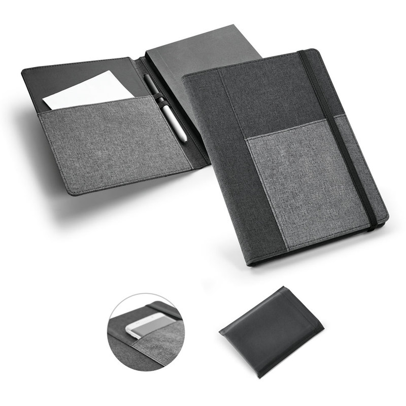 PESSOA. Folder with A5 notepad