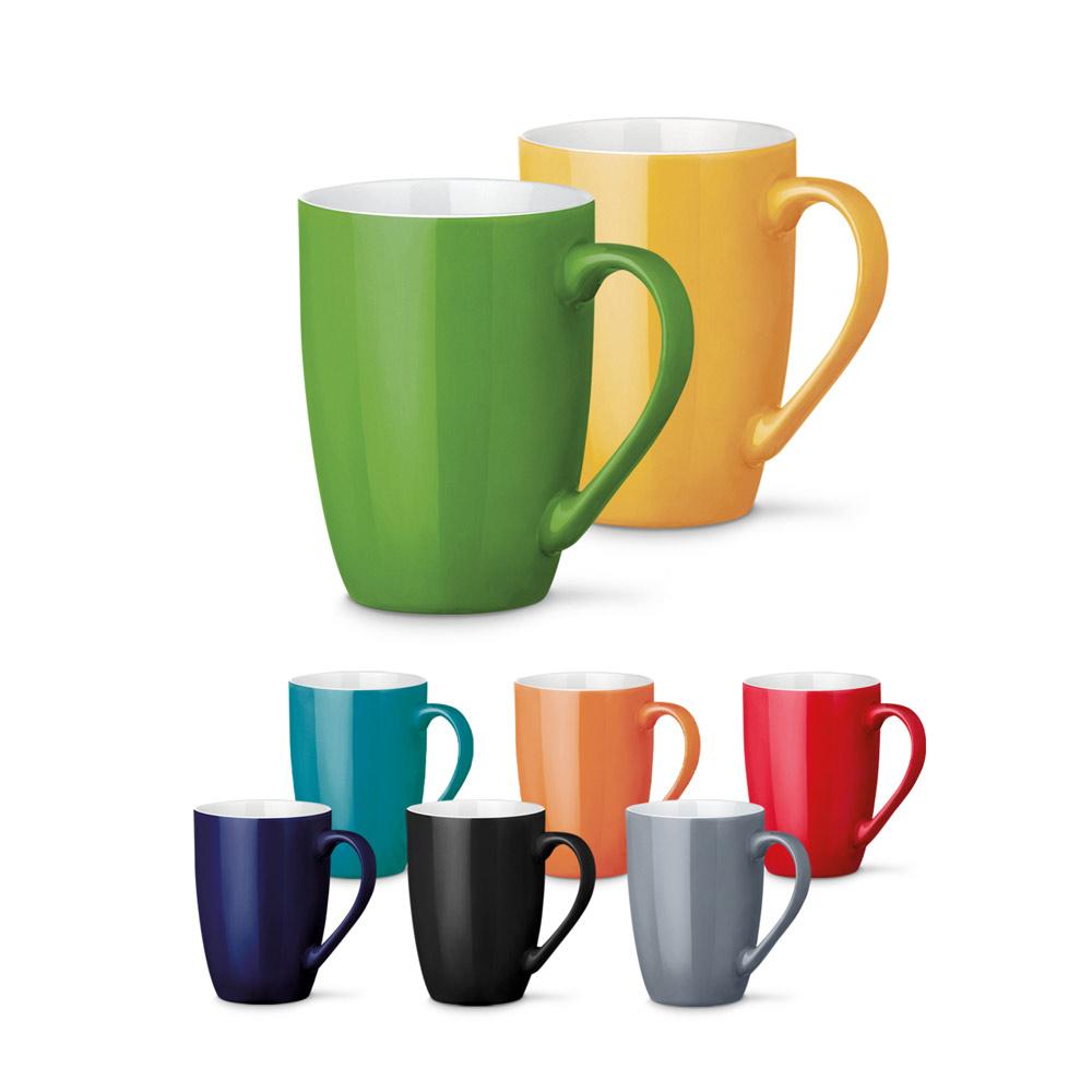 CINANDER. Ceramic mug 370 ml