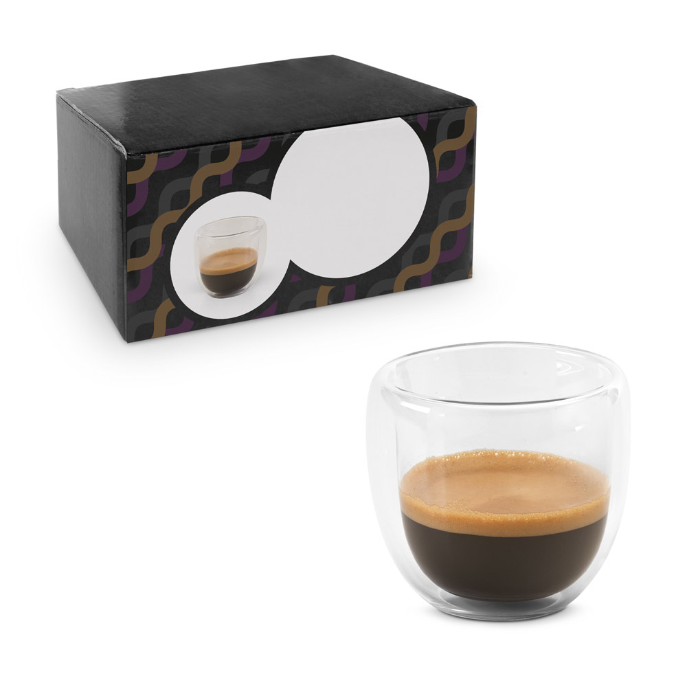 EXPRESSO. Set of 2 cups