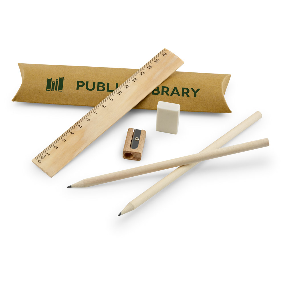 RHOMBUS. School writing set