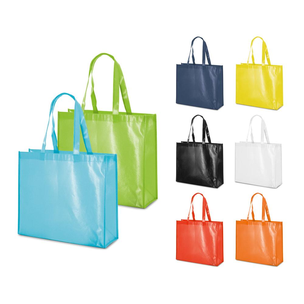 MILLENIA. Laminated non-woven bag