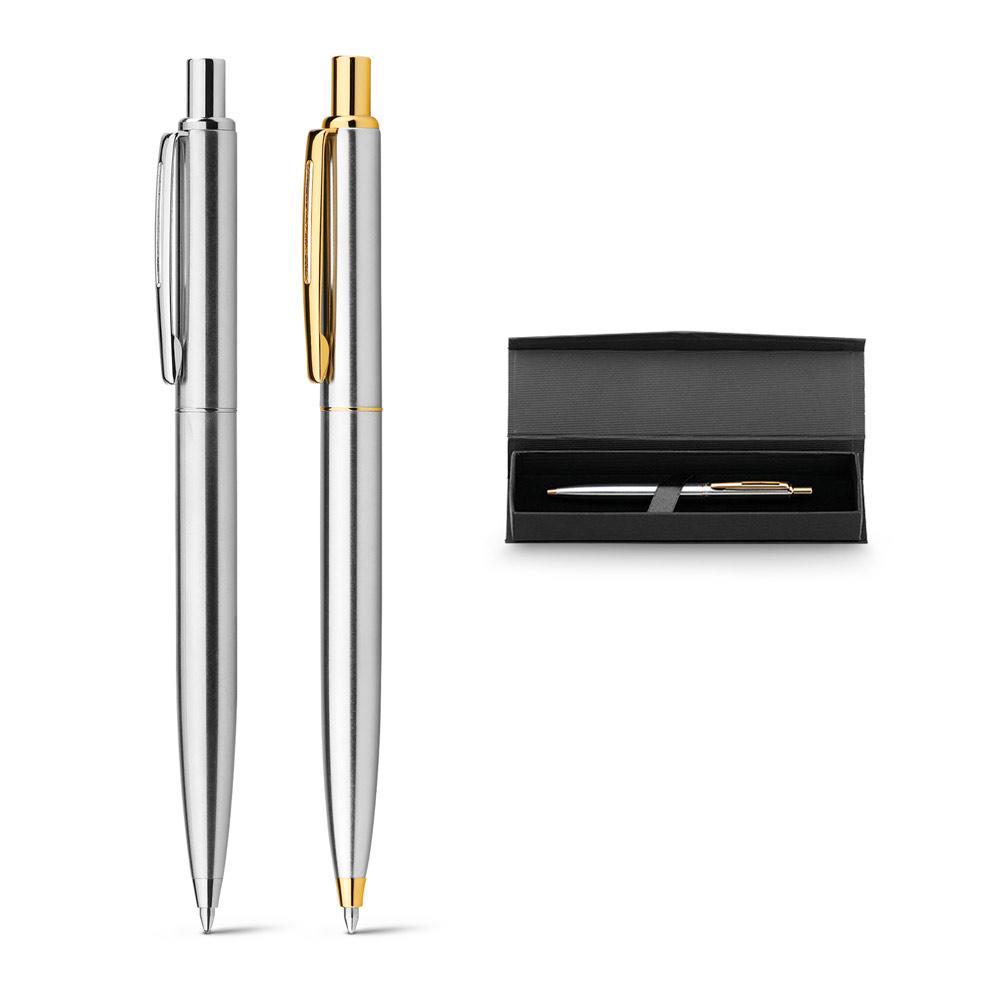 SILVERIO. Ball pen in metal
