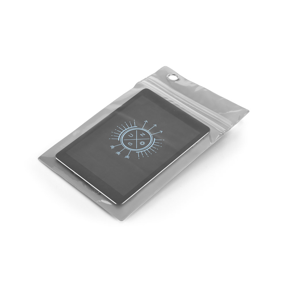 PLATTE. Touch screen tablet pouch 9'7''
