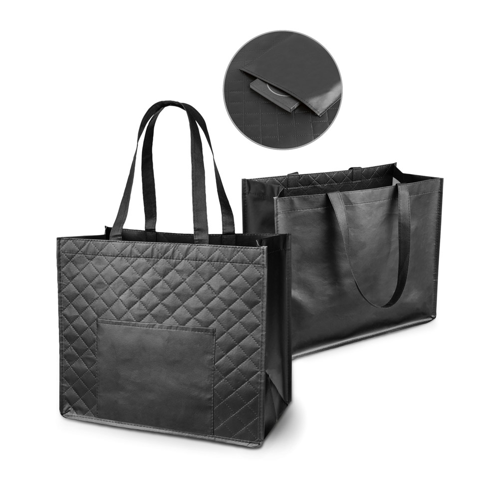 ARLETA. Laminated non-woven bag