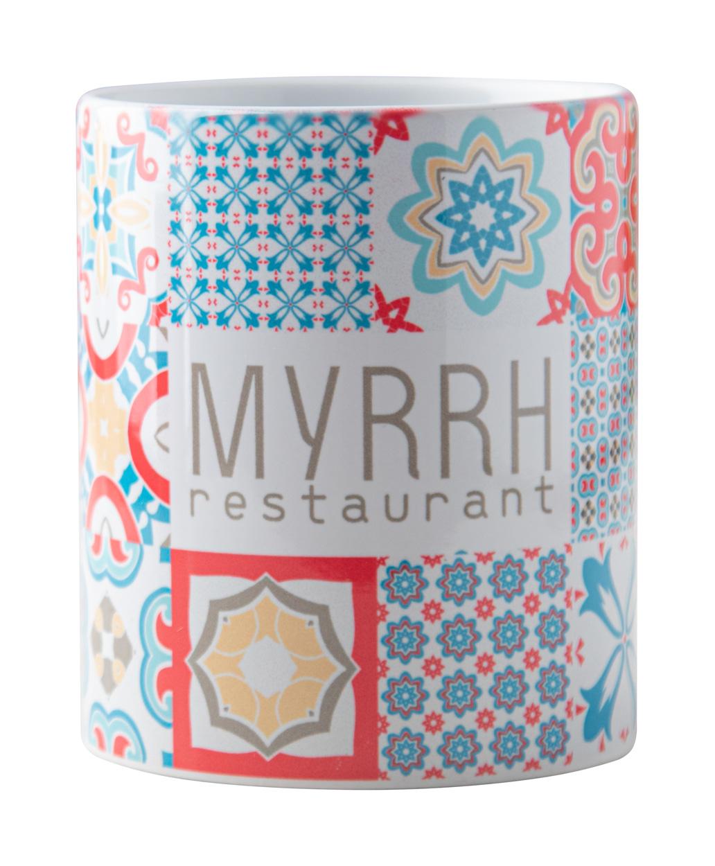 MultiColour sublimation mug