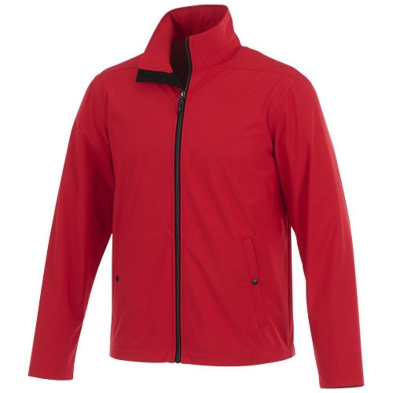 Karmine men's softshell jacket