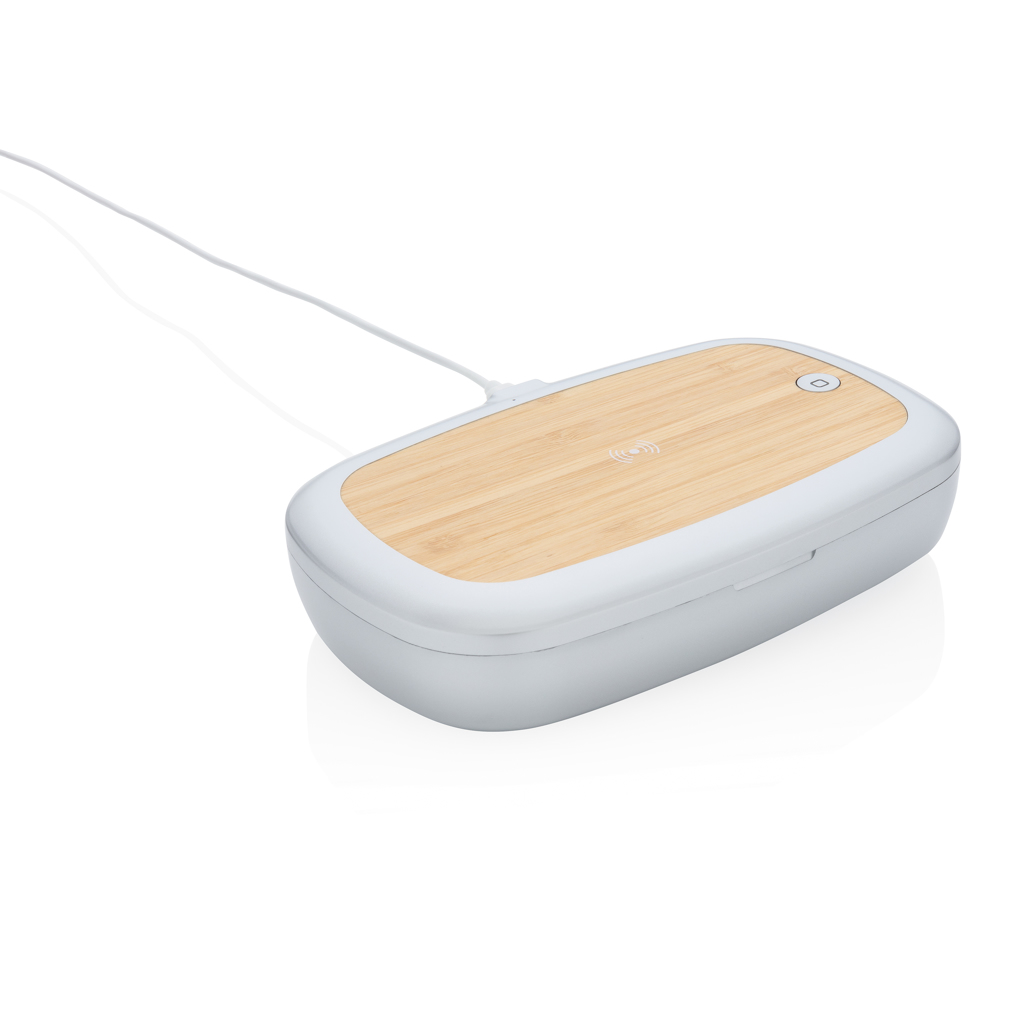 Rena UV-C steriliser box with 5W wireless charger