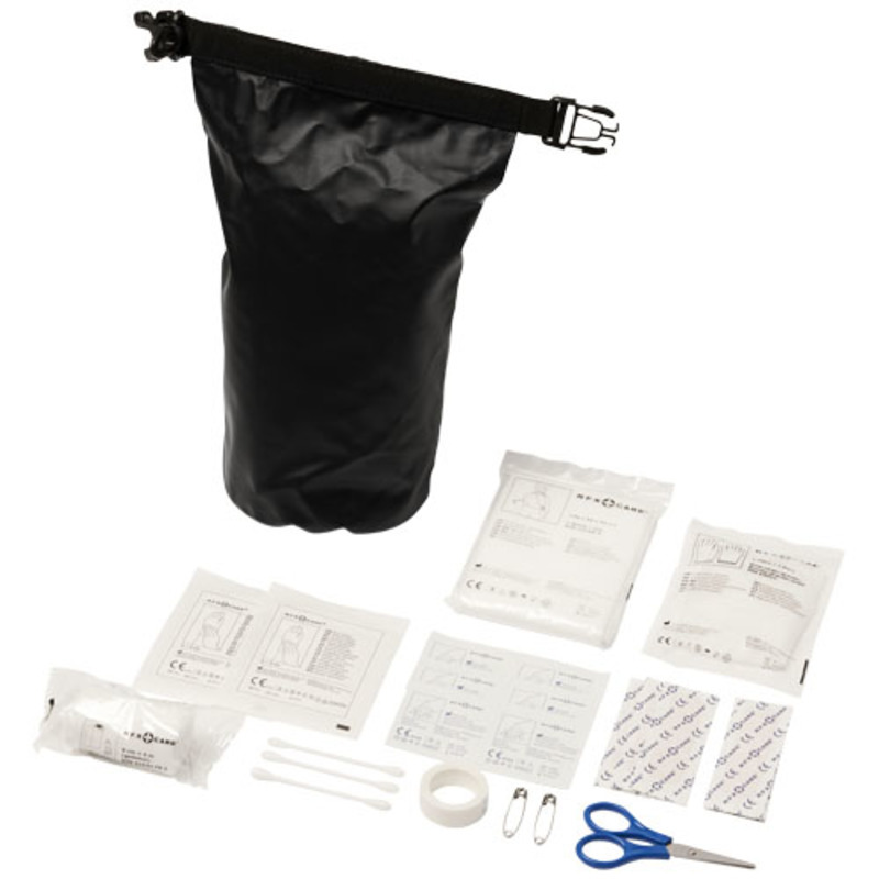 Alexander 30-piece first aid waterproof bag