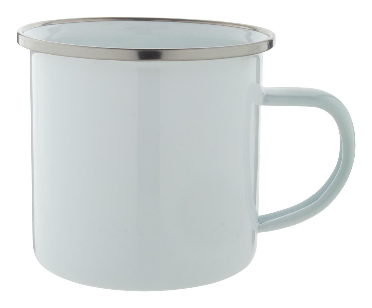 Joplin metal vintage mug