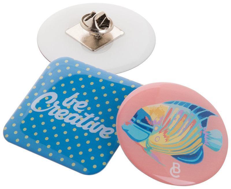 EpoBadge Maxi custom made badge