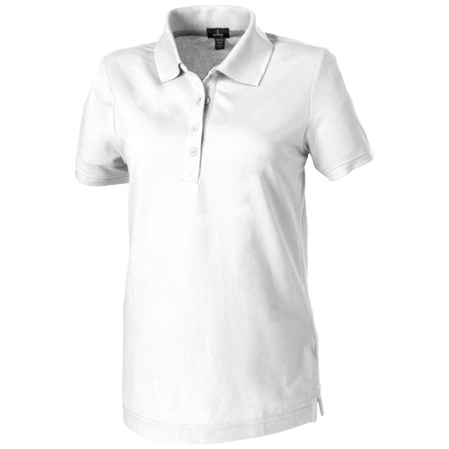 Crandall short sleeve women's polo