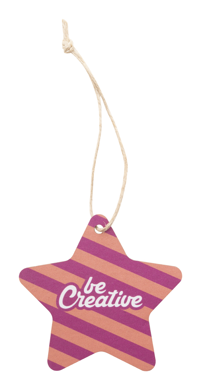 Colox Christmas tree ornament, star