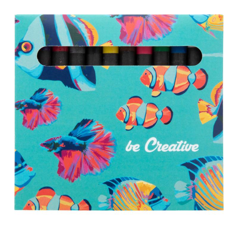 Craxon 12 custom 12 pc crayon set