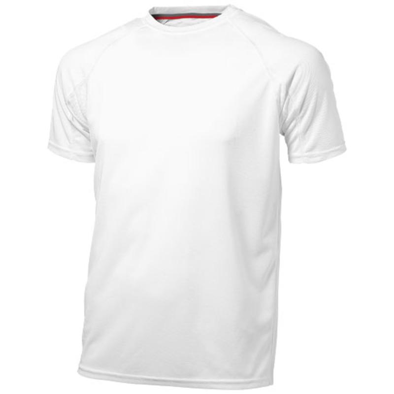 Serve short sleeve men's cool fit t-shirt