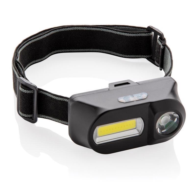 COB and LED headlight