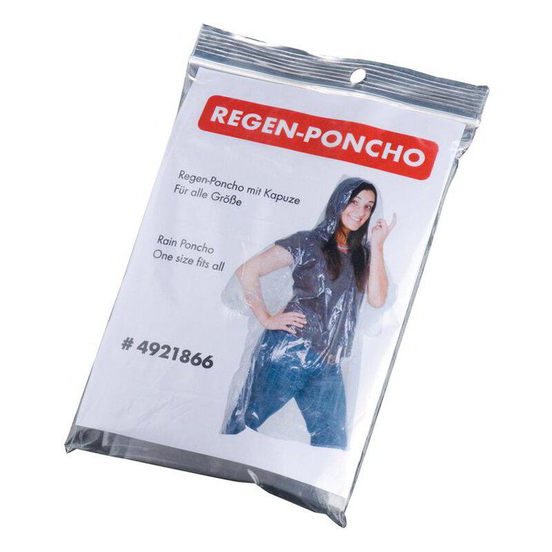 Emergency poncho Tours