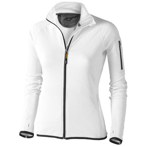 Mani power fleece full zip ladies jacket