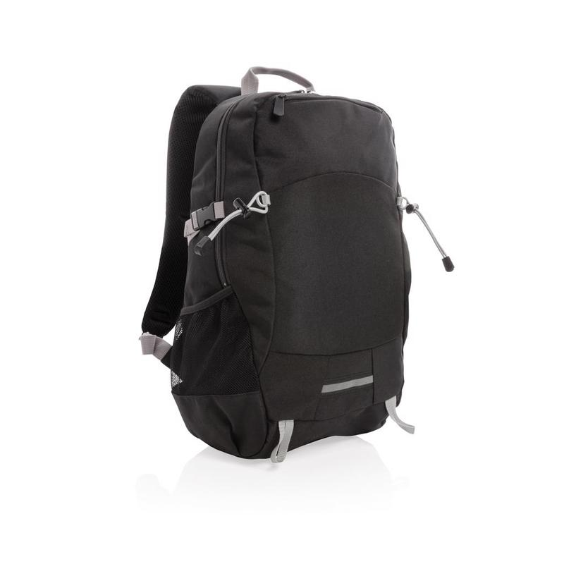 Outdoor RFID laptop backpack PVC free