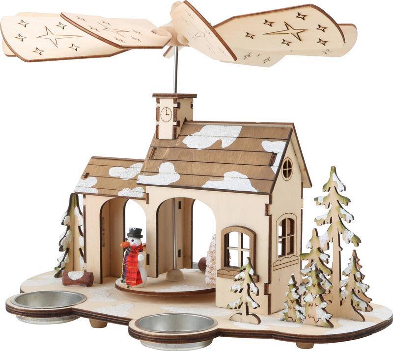 Christmas Pyramid Advent