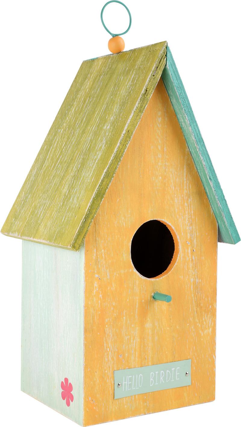 Hello Birdie Bird House