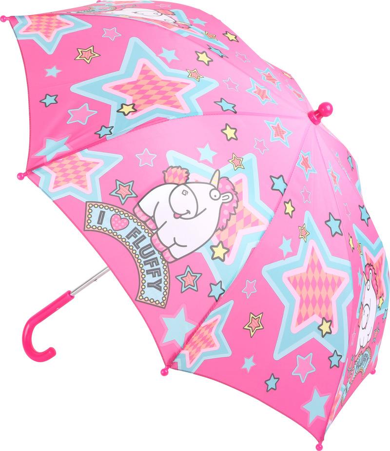 Fluffy the Unicorn Umbrella