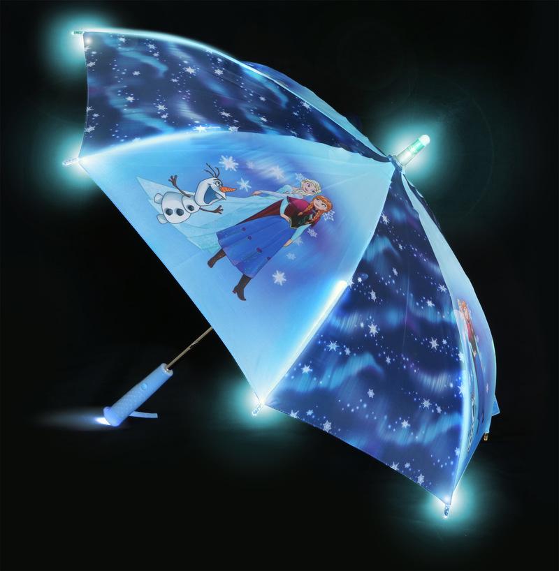 Frozen Umbrella with Illumination