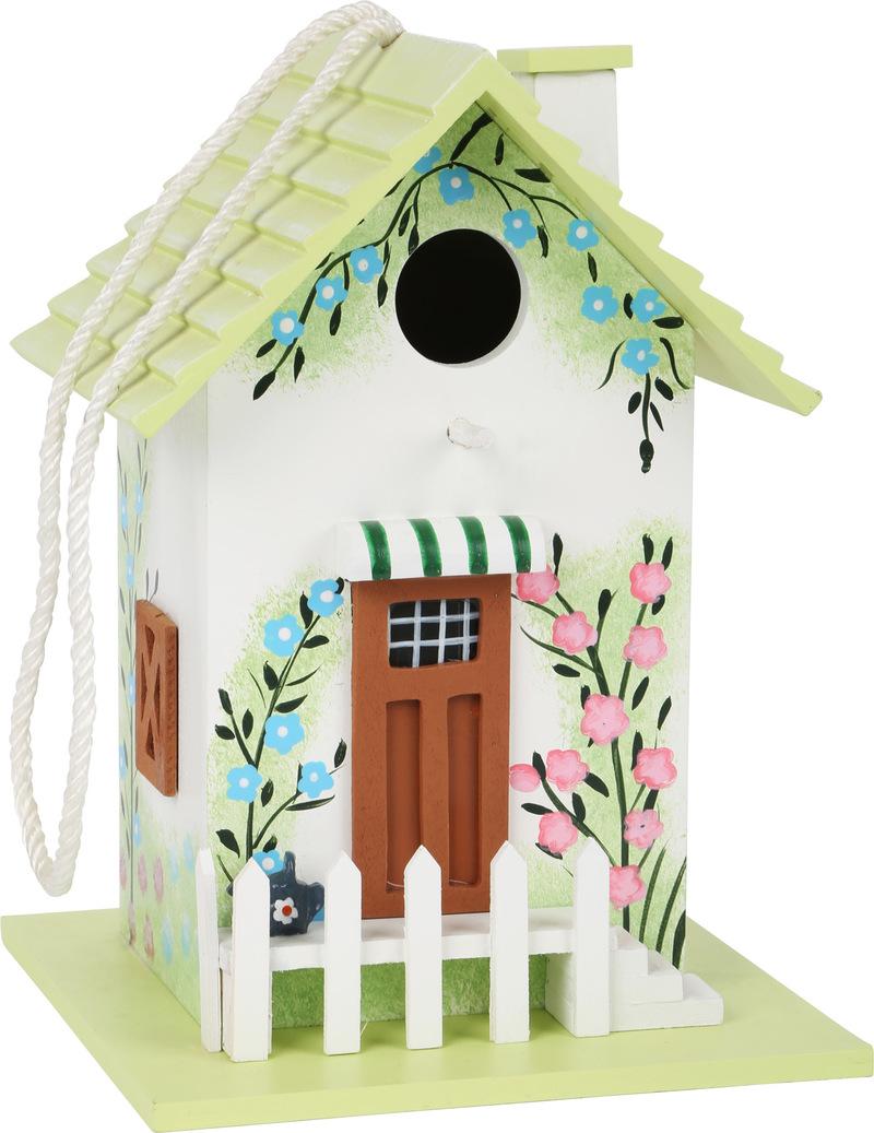 Pastel Birdhouse