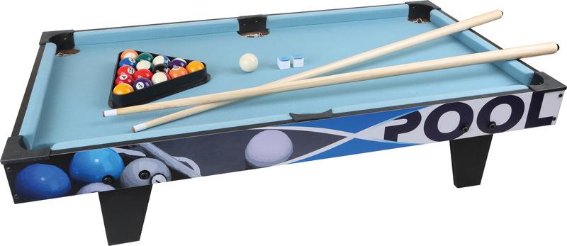 Table Top Pool Billiards