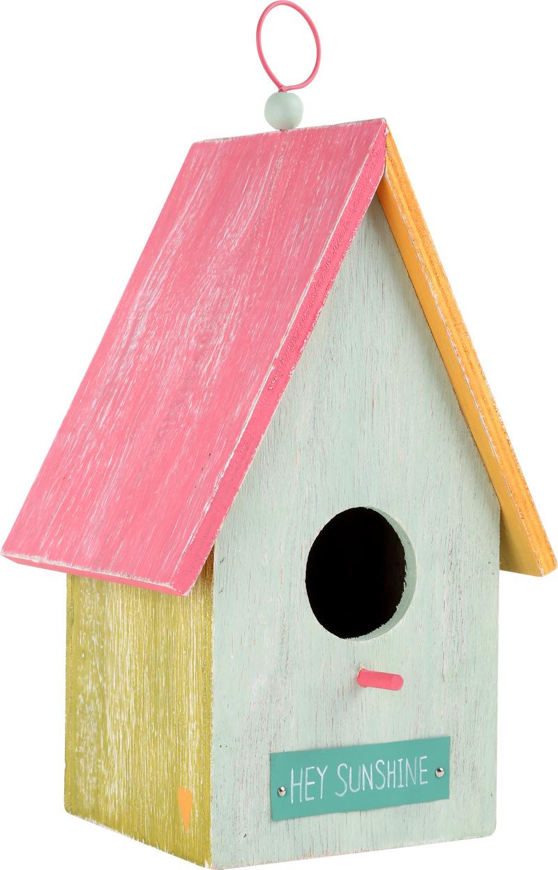 Hey Sunshine Bird House