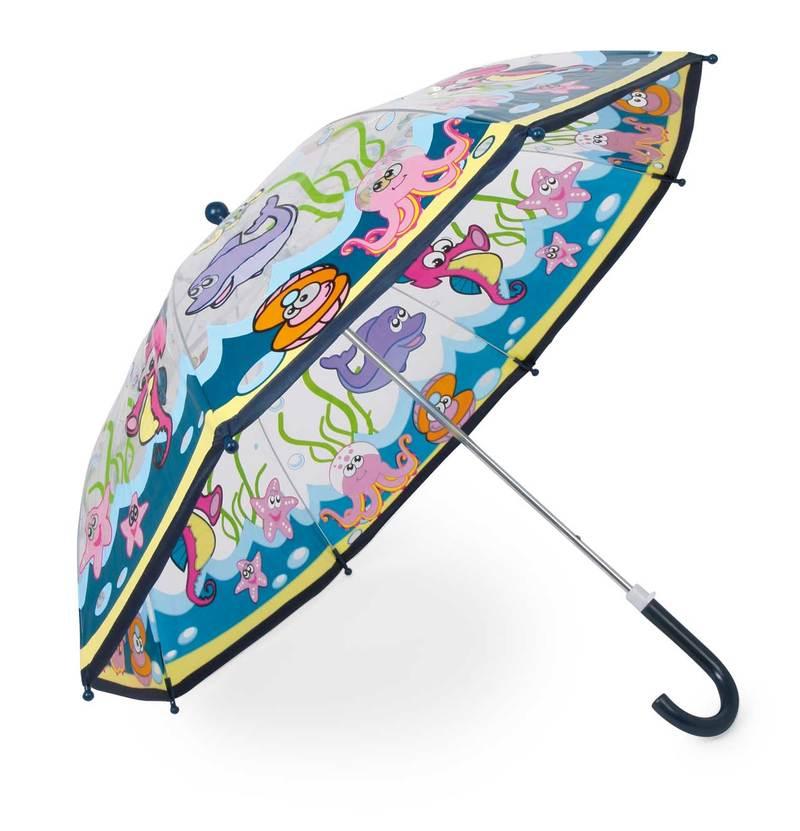 Regenschirm Unterwasserwelt