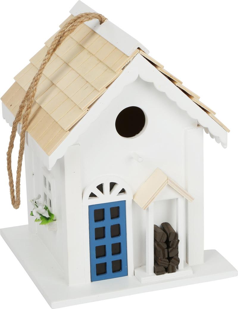 Cottage-Style Birdhouse