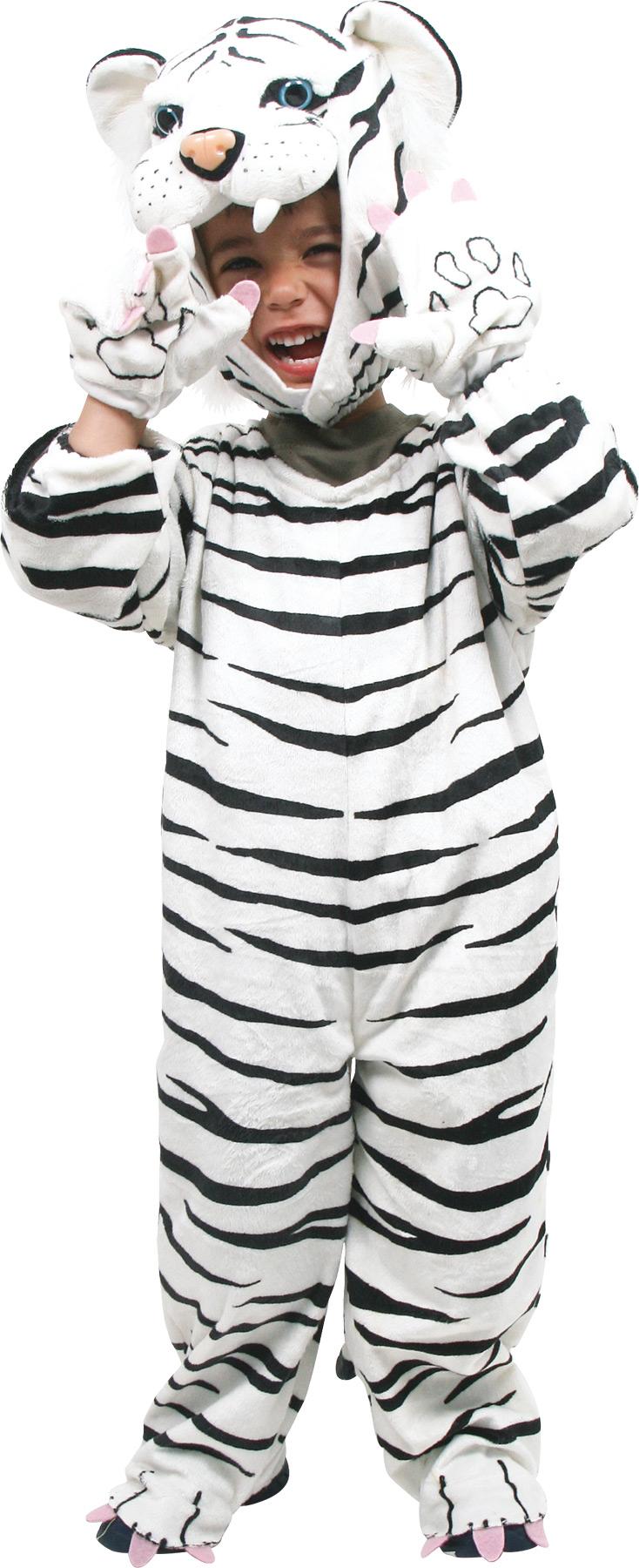 White Tiger Costume
