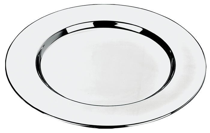 VALET DISH STEEL d=26 cm - NO BOX