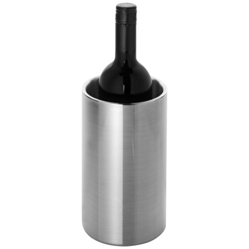 Cielo double-walled, stainless steel wine cooler