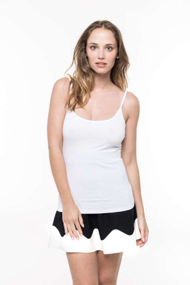 LADIES' STRAPPY TANK TOP