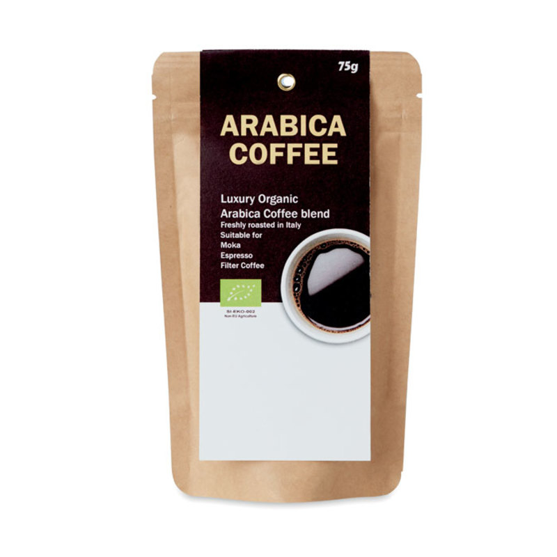 Organic Arabica Coffee 75g