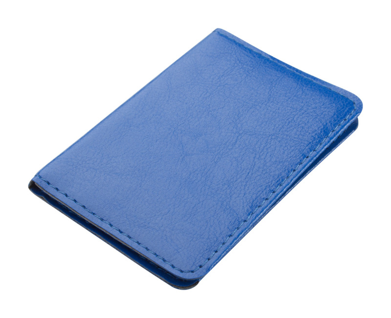 Twelve card holder